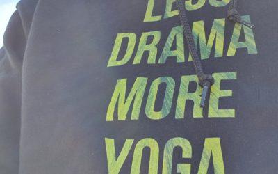 Magst Du lieber Drama oder Yoga?